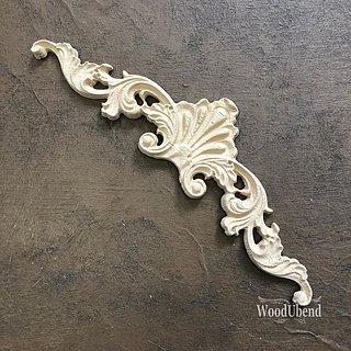 WoodUbend Pediment 2088 19,5x9 cm