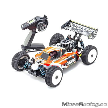 KYOSHO - Inferno MP9 TKI4 V2 - Orange - 1:8 RTR Buggy