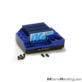 LRP - ESC Spare Part - iX8 - Case Set