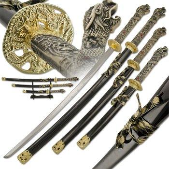 Samurajsvärd Set - Drake