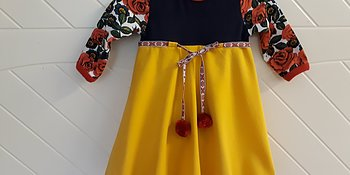 Kulla-klänning