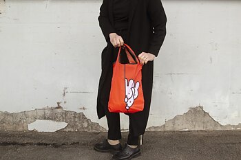 SHOPPING BAG MIFFY PEEKABOO SMALL