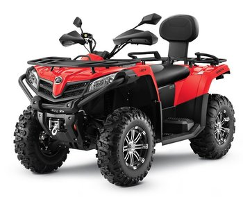 CF Moto C Force 520 4x4 EFI EPS