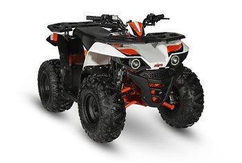 Kayo AU110 mini-ATV