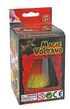 Den Magiske Vulkan