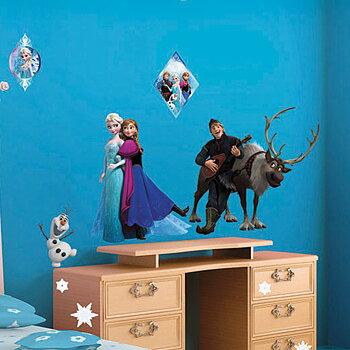 Frozen & Co.,  Frost veggdekor