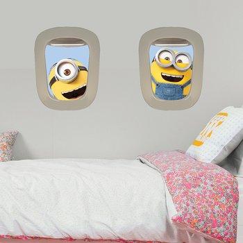 Minions Fly, veggdokor