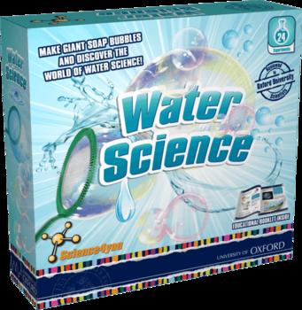 Vann og fysikk! (Lær fysikk med vann)