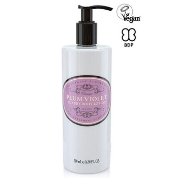 Naturally European Body Lotion Plum Violet