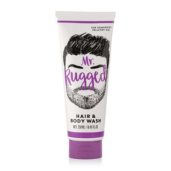 Mr Rugged Hair & Body wash Cedarwood & Lemongrass