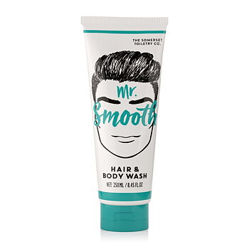 Mr Smooth Hair & Body wash Black pepper & Ginger