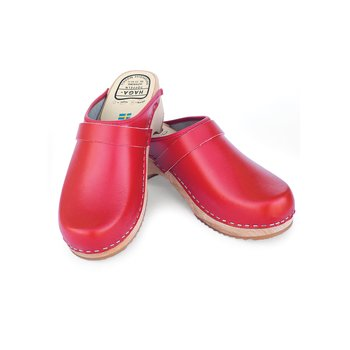 Hagtoffeln, clog - Red