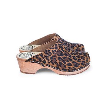 Hagtoffeln, clog - Leopard