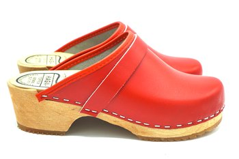 Hagatoffeln, Childrens shoe -Red