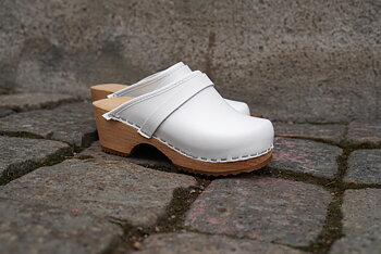 Hagatoffeln, Childrens shoe - White