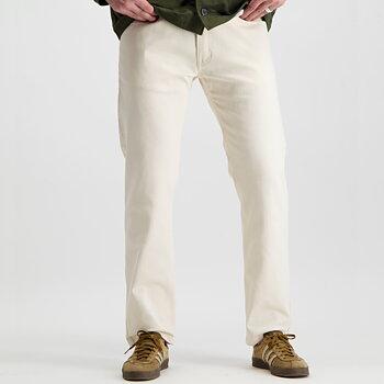 JV002 Regular Jeans Eco Ecru